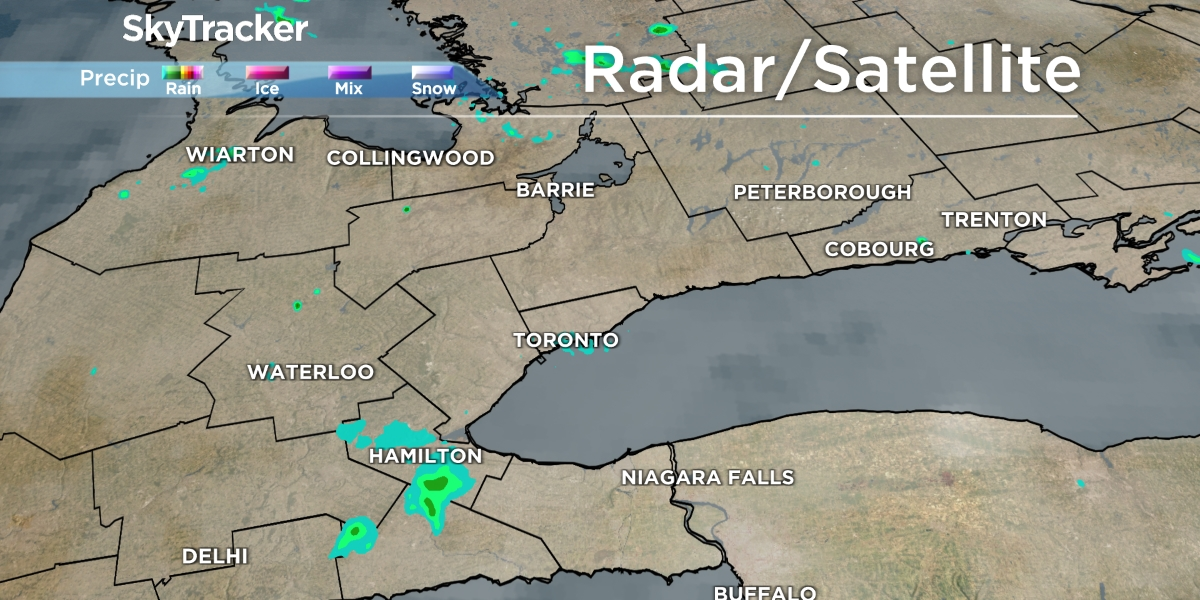 Toronto Weather: Weather Conditions & Predictions